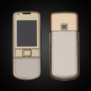 NOKIA 8800E GOLD ARTE DA TRẮNG 4GB CHÍNH HÃNG