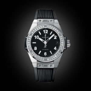 Hublot Bigbang One Click Steel Diamonds 39mm