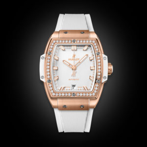 Hublot Spirit Of Bigbang King Gold White Diamonds