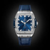Hublot Spirit Of bigbang Titanium Blue Diamonds