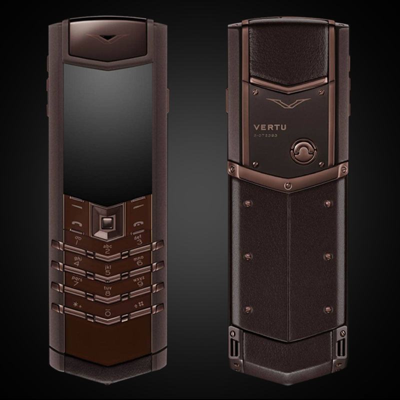 VERTU CŨ SIGNATURE S PURE CHOCOLATE
