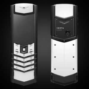 VERTU CŨ SIGNATURE S BLACK AND WHITE