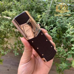 Vertu Signature S Chocolate Rose Gold 3