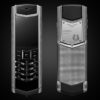 VERTU CŨ SIGNATURE S CLOUS DE PARIS STAINLESS STEEL
