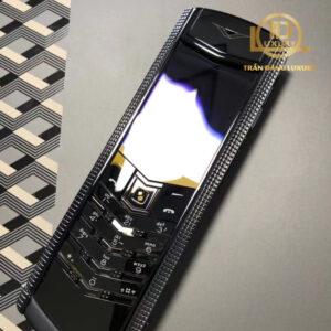 Vertu Signature S Cluod De Paris Black