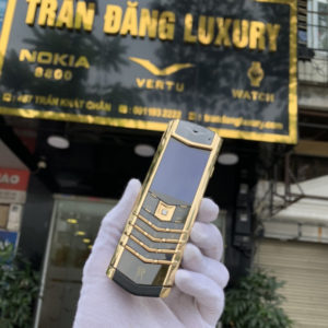 Vertu Signature S Dragon Yellow Gold 2