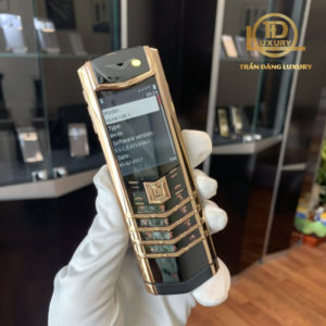 Vertu Signature S Rose Gold Ceramic 2017 3