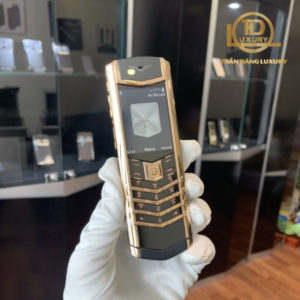 Vertu Signature S Rose Gold Ceramic 2017