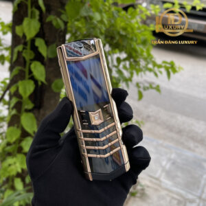 Vertu Signature S Rose Gold Diamond Keys 3