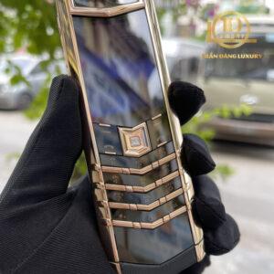 Vertu Signature S Rose Gold Diamond Keys