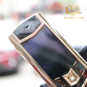 Vertu Signature S Rose Gold Diamond Skin 2 2