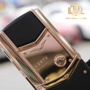 Vertu Signature S Rose Gold Diamond Skin 2 5