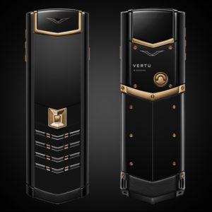 VERTU SIGNATURE S ULTIMATE MIX RED GOLD 2016 MỚI 100%