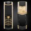 VERTU SIGNATURE S YELLOW GOLD FULL DIAMONDS