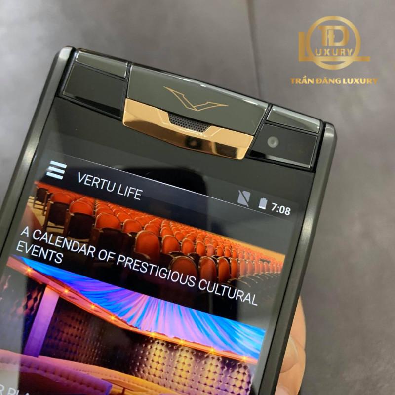 Vertu Touch Demi Rose Gold 3
