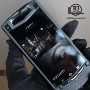 Vertu Touch Ti Black
