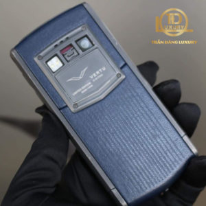 Vertu Touch Ti Blue Navy Limited Edition