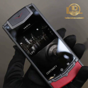 Vertu Touch Ti Red Limited Edition 2