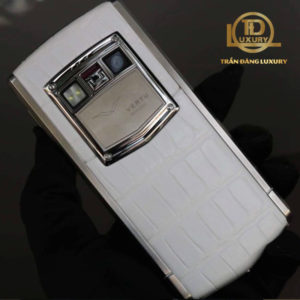 Vertu Touch Ti White 2