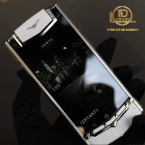 Vertu Touch Ti White