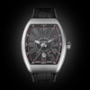 Franck Muller Vanguard Steel Black
